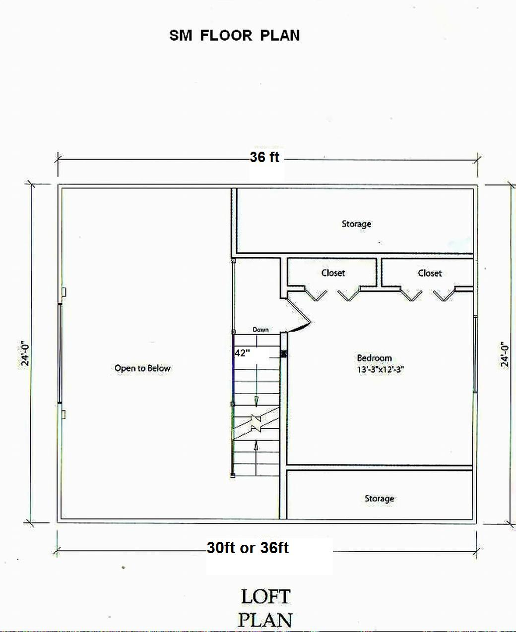 Cabin Floor Plans 20x30 Joy Studio Design Gallery Best